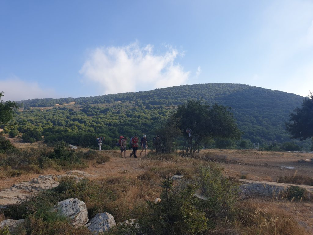 Munt Meron views