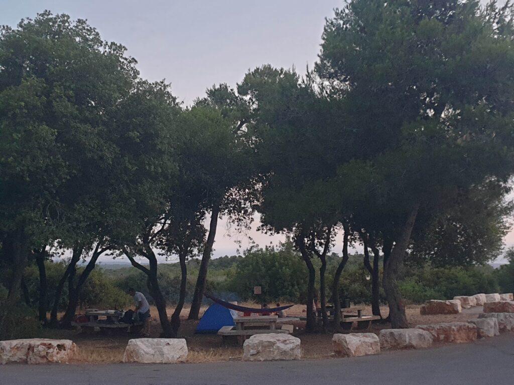 Rakit Campground