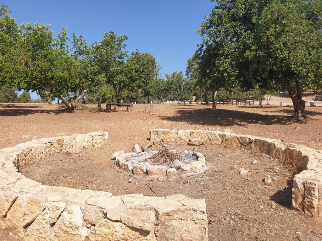 Srigim campsite