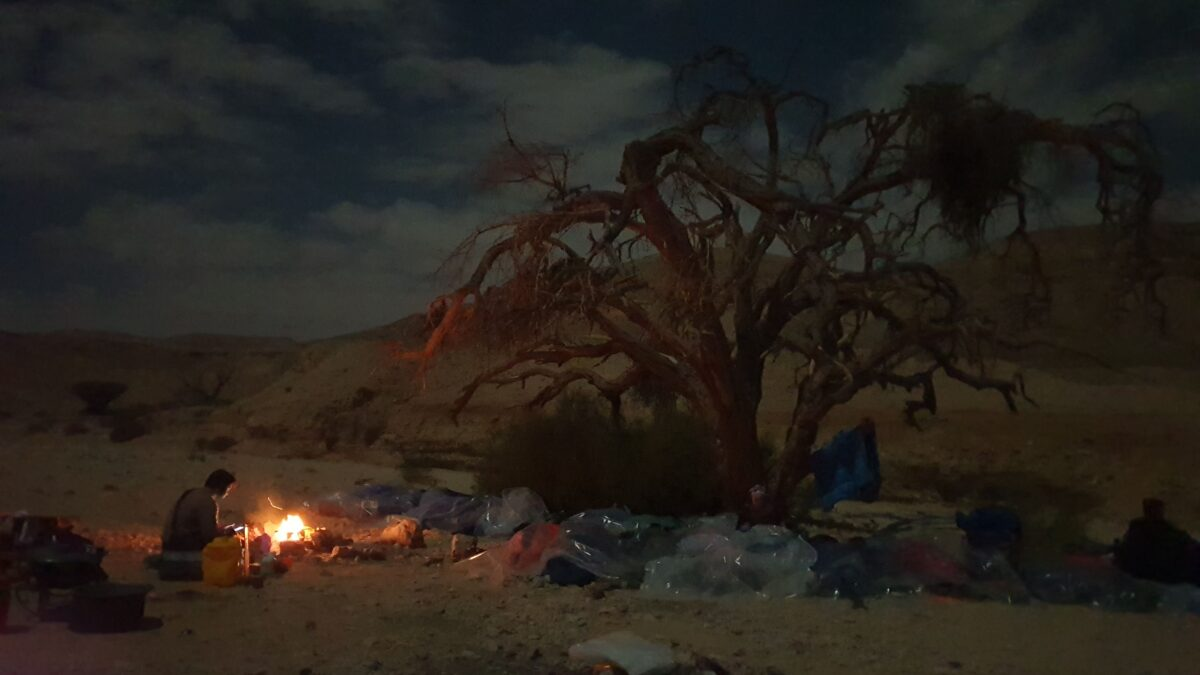 Sharut ascent campnight