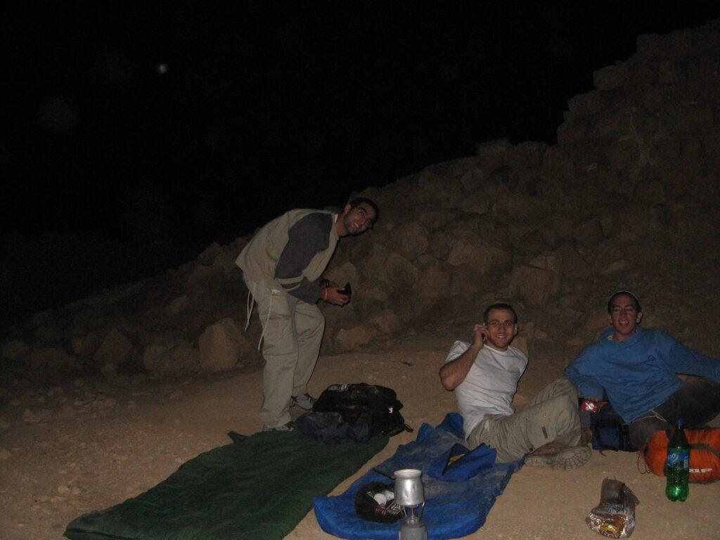 Meizad Tamar camping