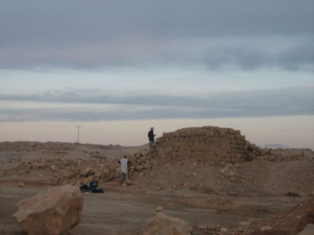 Tamar Fortrest Judean Desert